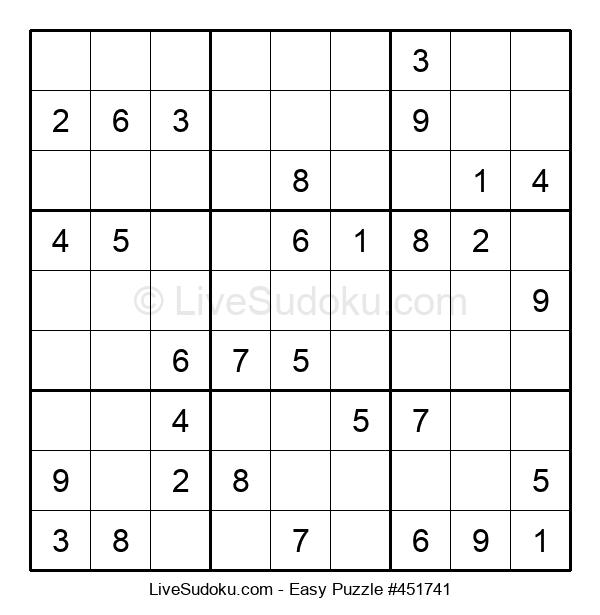 Beginners Puzzle #451741