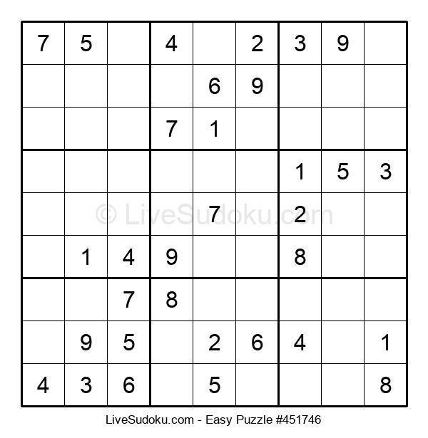 Beginners Puzzle #451746