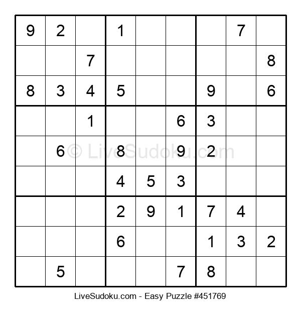 Beginners Puzzle #451769