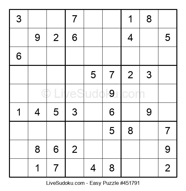 Beginners Puzzle #451791