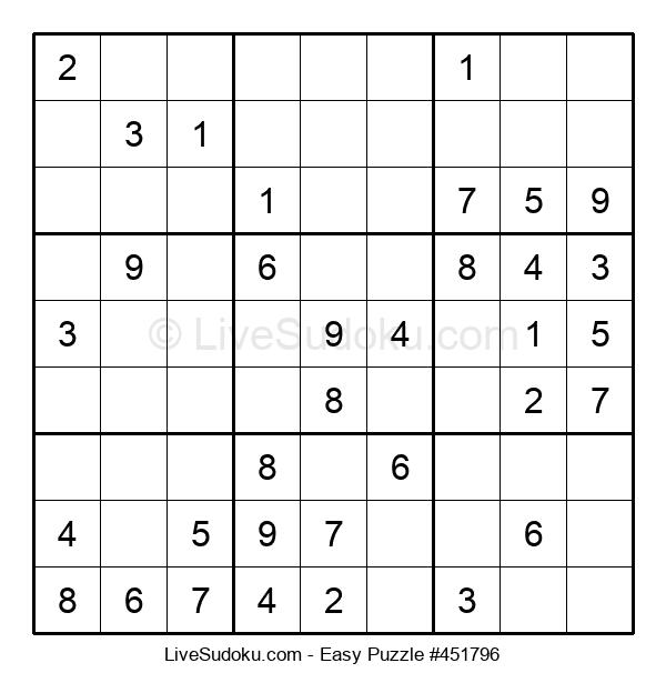 Beginners Puzzle #451796