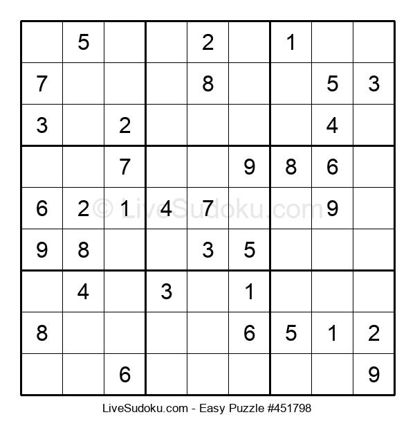 Beginners Puzzle #451798
