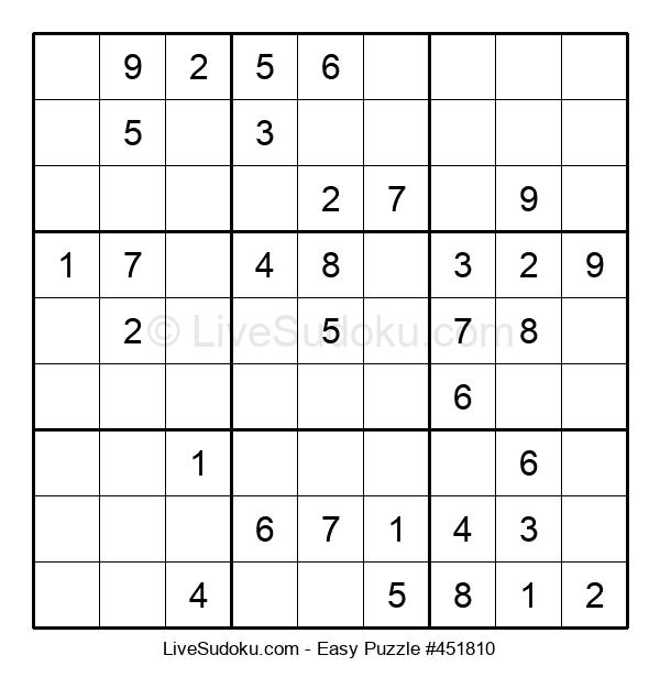 Beginners Puzzle #451810