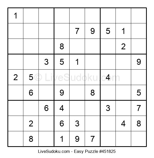 Beginners Puzzle #451825