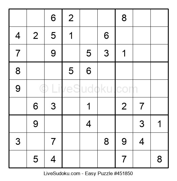 Beginners Puzzle #451850
