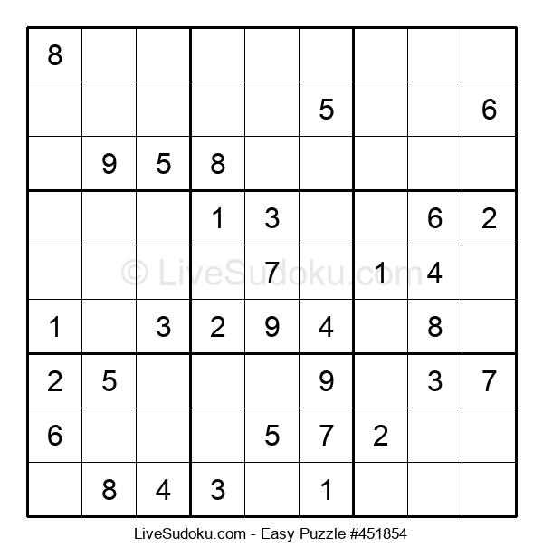 Beginners Puzzle #451854