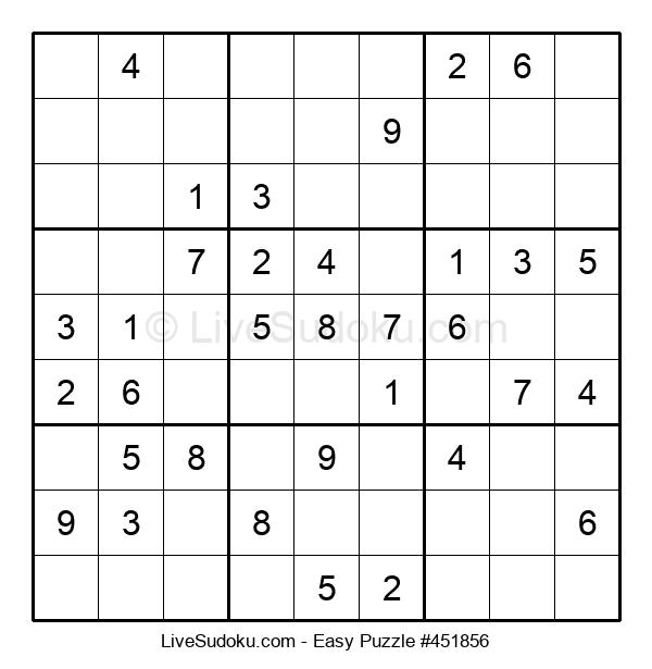 Beginners Puzzle #451856