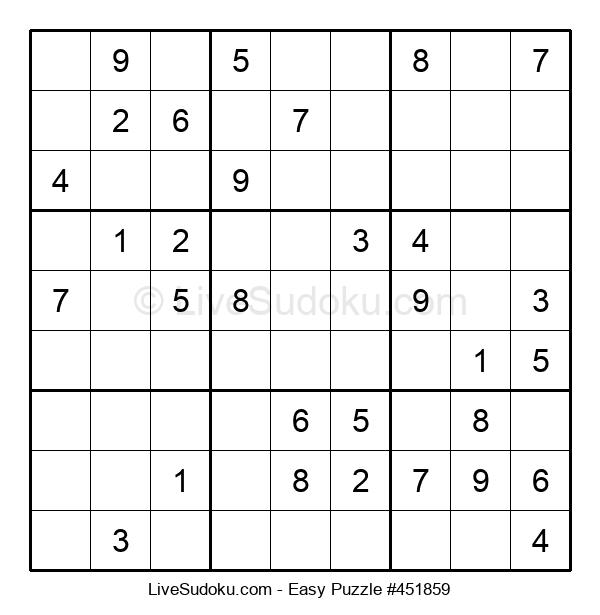 Beginners Puzzle #451859