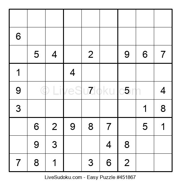 Beginners Puzzle #451867