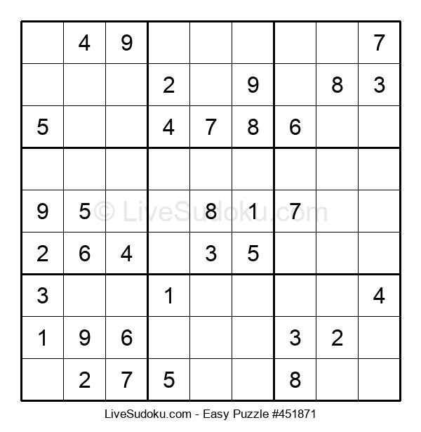 Beginners Puzzle #451871
