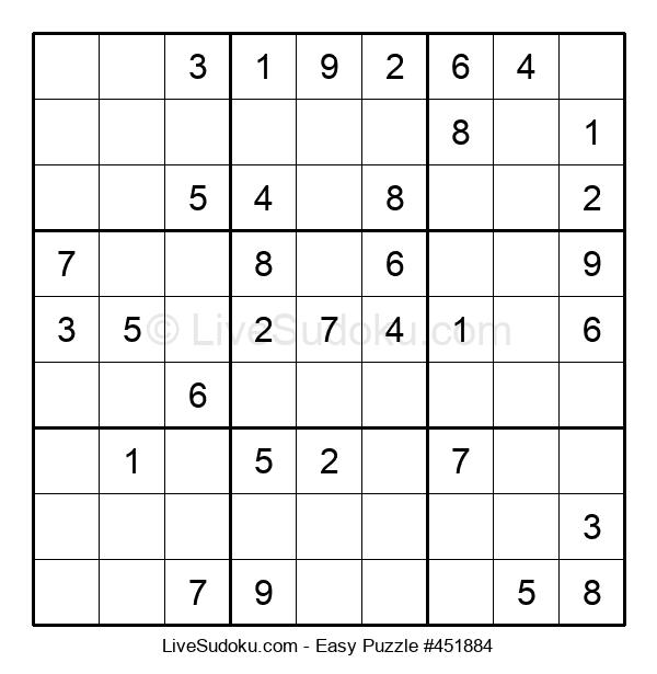 Beginners Puzzle #451884