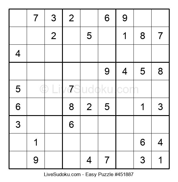 Beginners Puzzle #451887