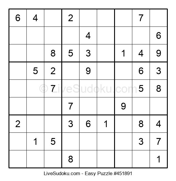 Beginners Puzzle #451891