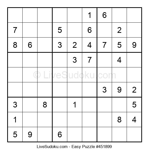 Beginners Puzzle #451899