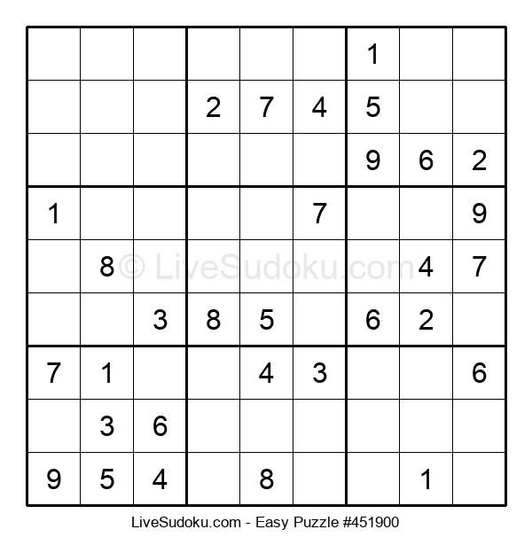 Beginners Puzzle #451900