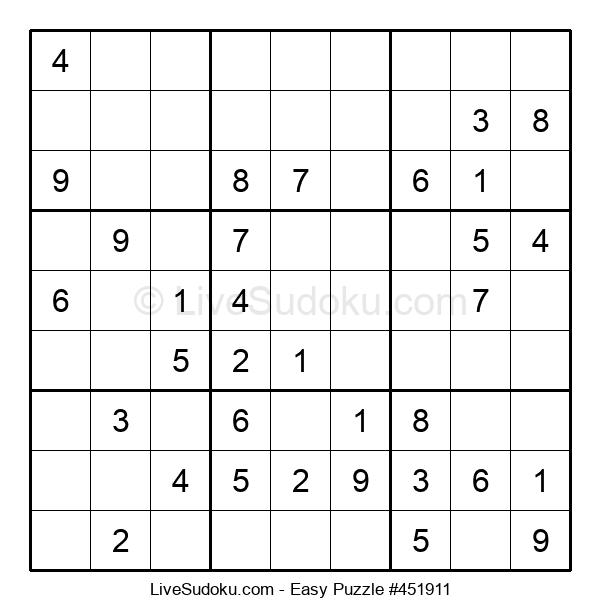 Beginners Puzzle #451911