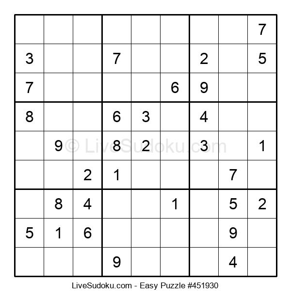 Beginners Puzzle #451930