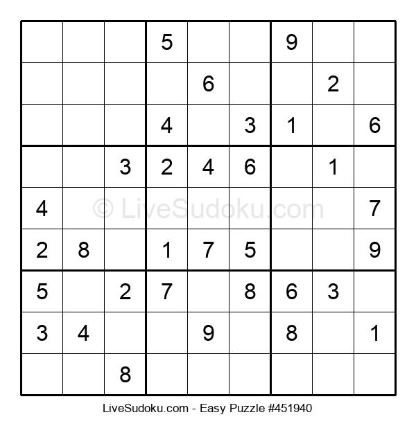 Beginners Puzzle #451940
