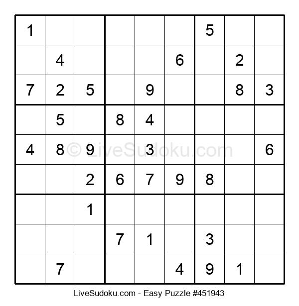 Beginners Puzzle #451943