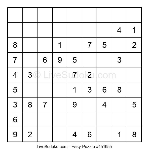Beginners Puzzle #451955