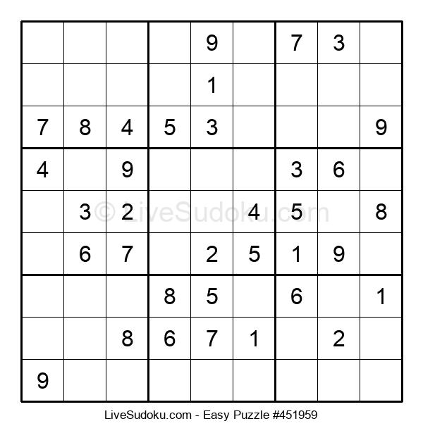 Beginners Puzzle #451959