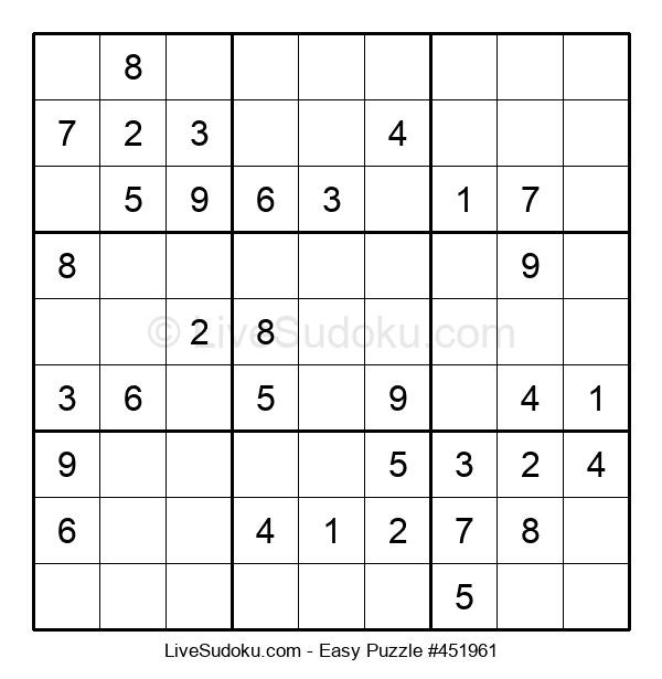 Beginners Puzzle #451961