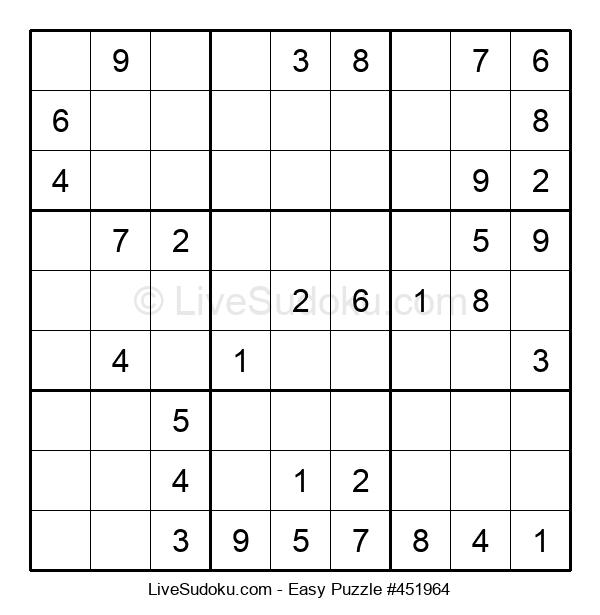 Beginners Puzzle #451964