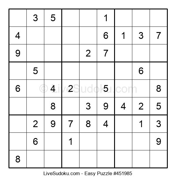 Beginners Puzzle #451985