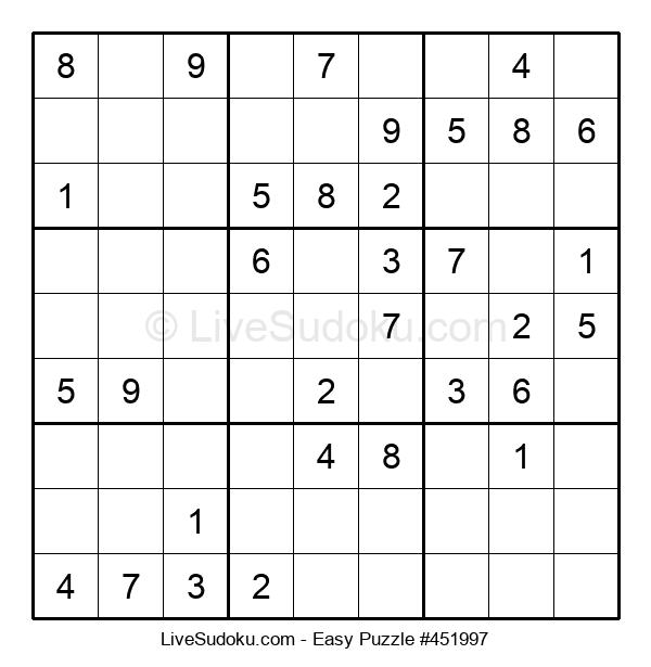 Beginners Puzzle #451997