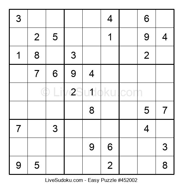 Beginners Puzzle #452002