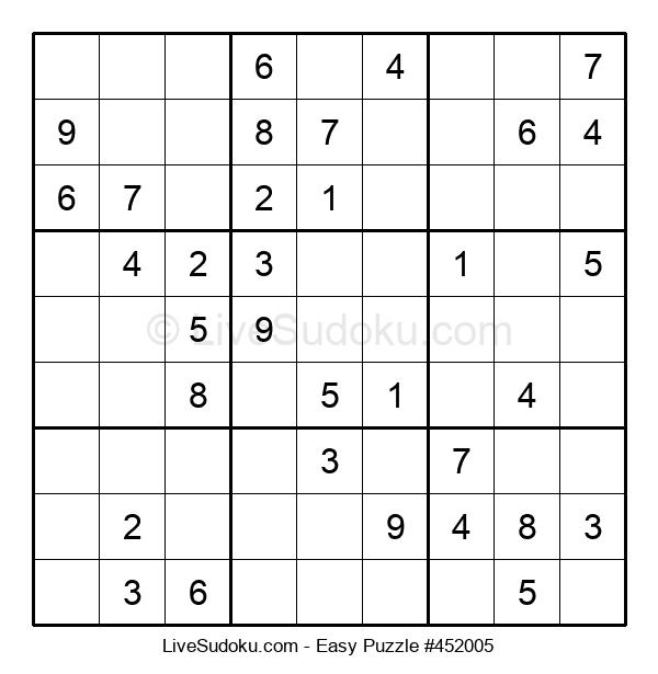 Beginners Puzzle #452005