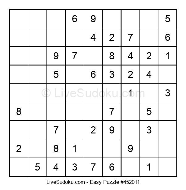 Beginners Puzzle #452011