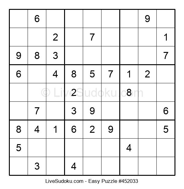 Beginners Puzzle #452033