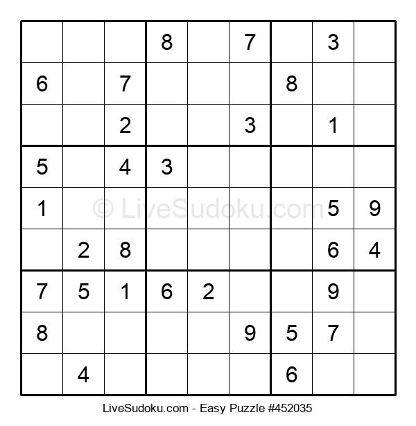 Beginners Puzzle #452035