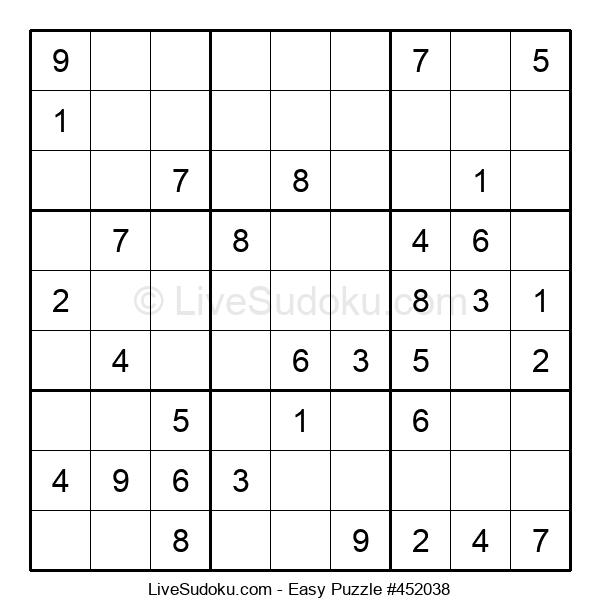 Beginners Puzzle #452038