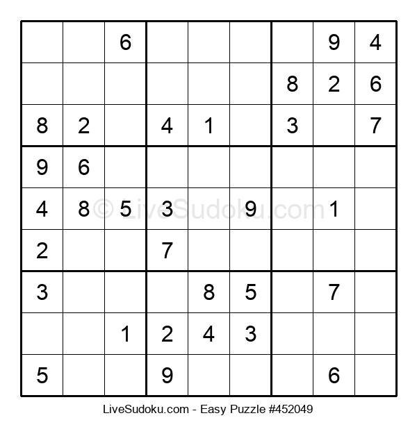 Beginners Puzzle #452049