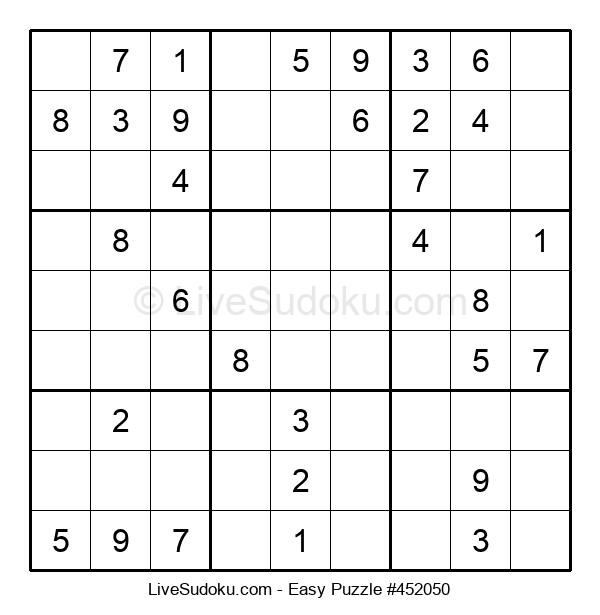 Beginners Puzzle #452050
