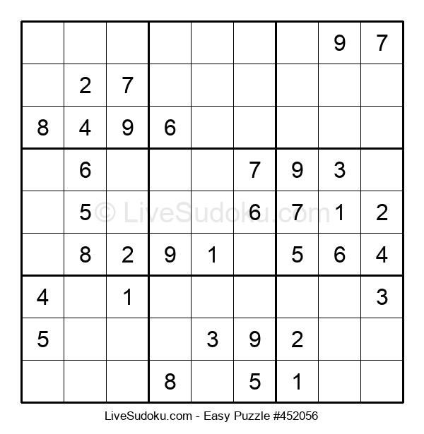 Beginners Puzzle #452056