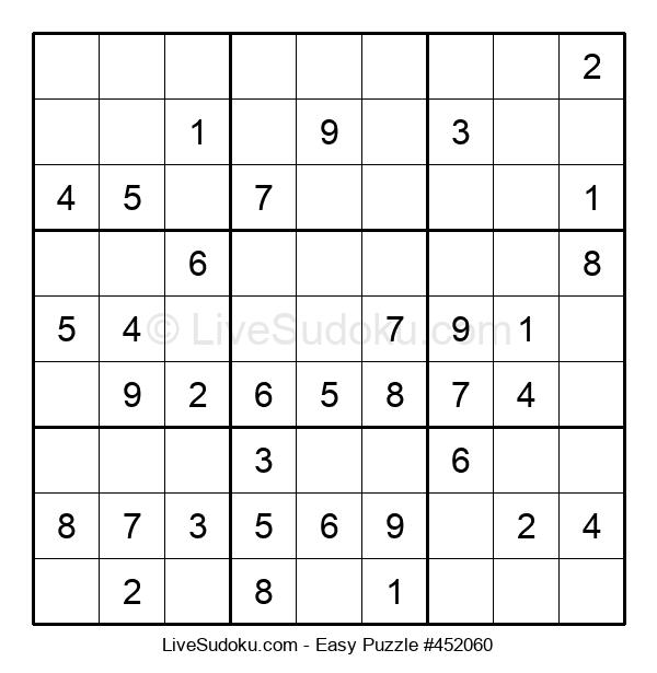 Beginners Puzzle #452060