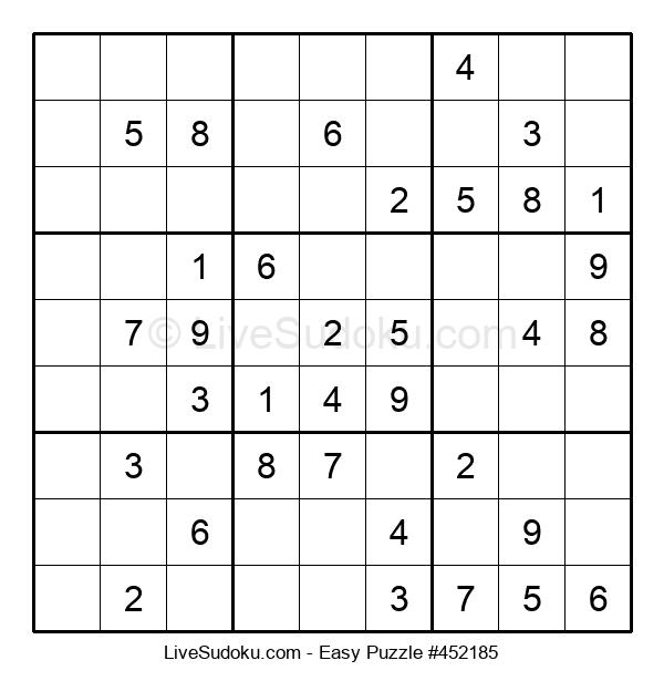 Beginners Puzzle #452185