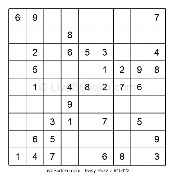 Beginners Puzzle #45422