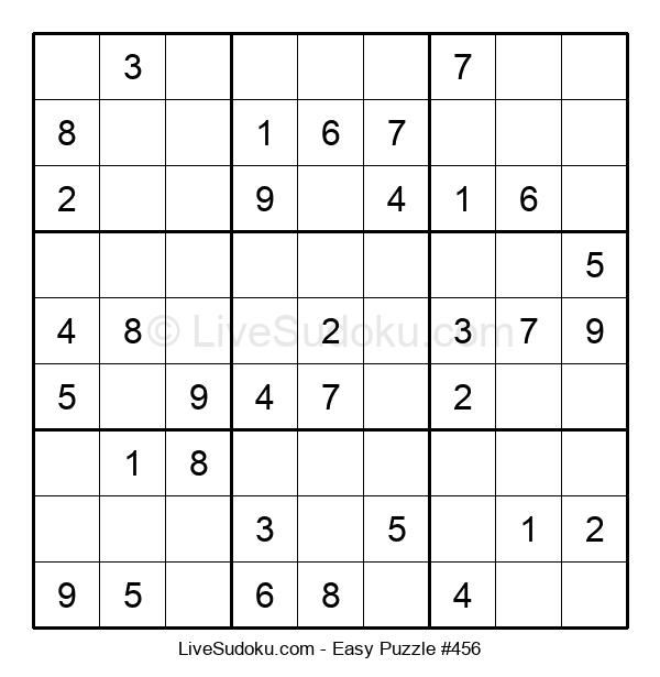 Beginners Puzzle #456