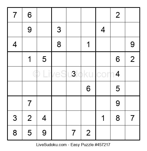 Beginners Puzzle #457217