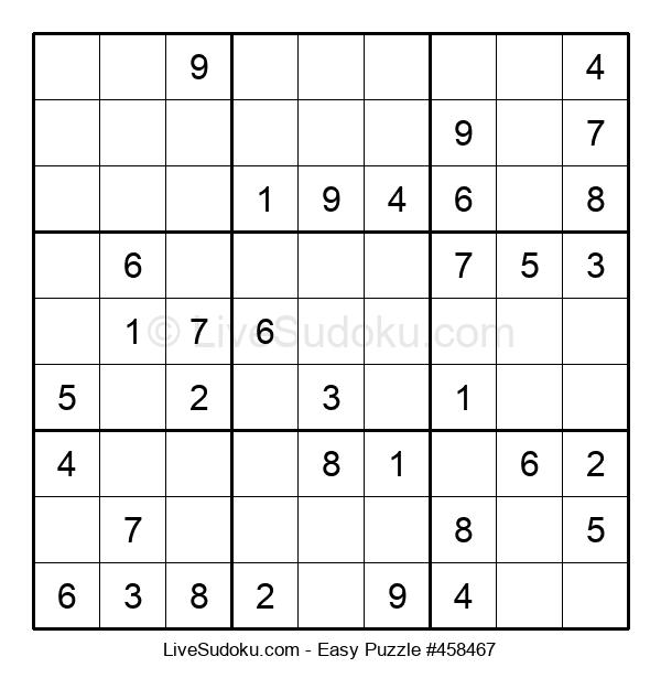 Beginners Puzzle #458467