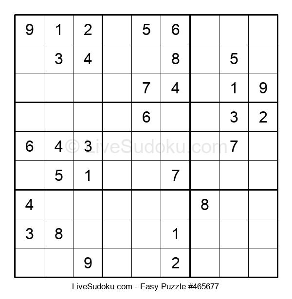 Beginners Puzzle #465677