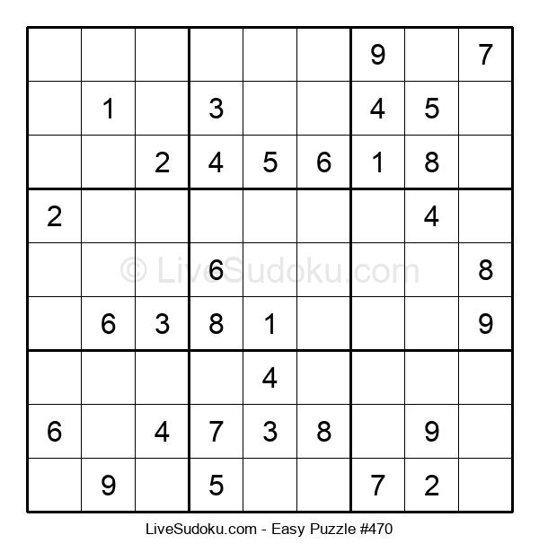 Beginners Puzzle #470