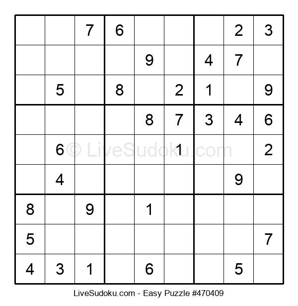 Beginners Puzzle #470409