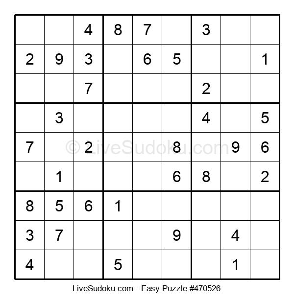 Beginners Puzzle #470526