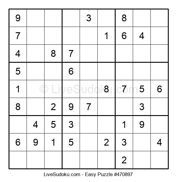 Beginners Puzzle #470897