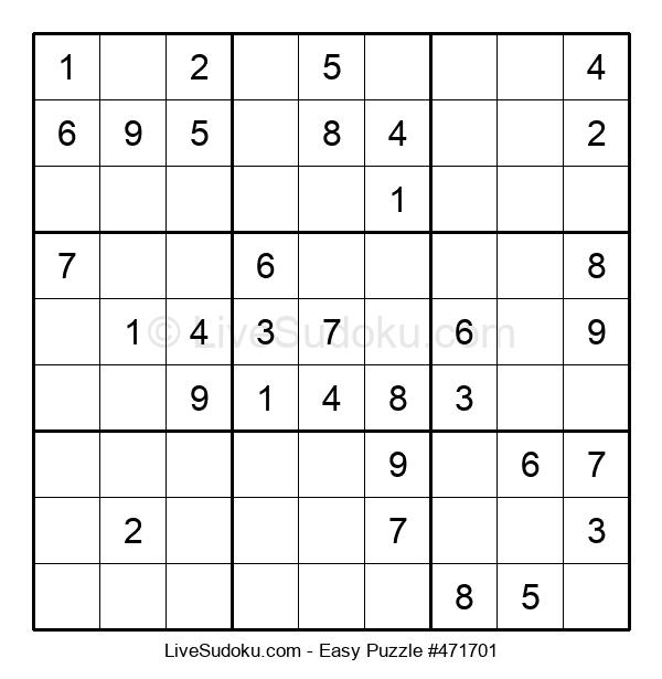 Beginners Puzzle #471701